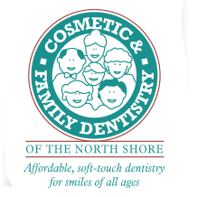 Visit Cosmetic & Family Dentistry of the North Shore
